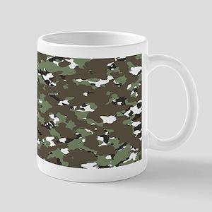 Camouflage: Alpine III Mug