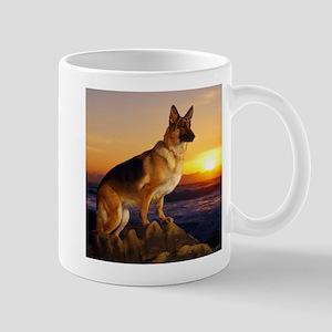 Beautiful German Shepherd Mug
