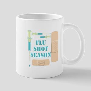 Flu Shot Mugs