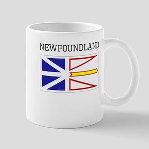 Newfoundland Flag Mugs