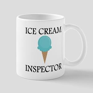 Ice Cream Inspector Mugs