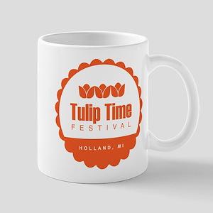 Tulip Time Seal Mugs