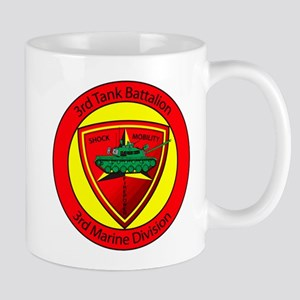 3rd Tank Battalion Mug