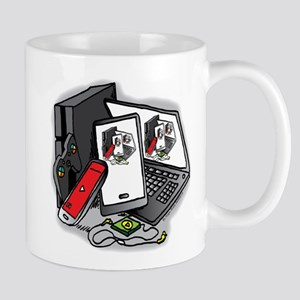 Tech Frenzy 2015 Mugs