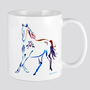 Horse of Many Colors Mug