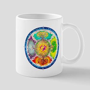Four Seasons Mandala Mug