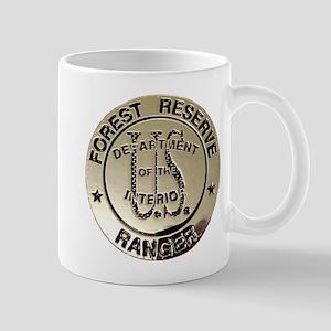 U.S. Forest Ranger Mug