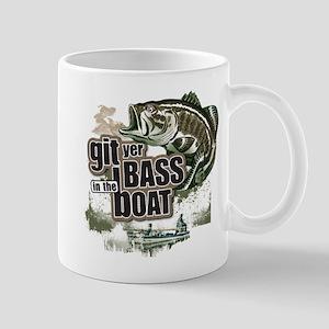 Funny Fishing Mugs