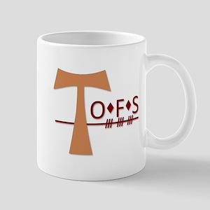 OFS Secular Franciscan Order Mug
