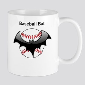 Halloween Baseball bat Large Mugs