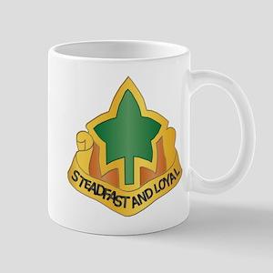 DUI - 4th Infantry Division Mug