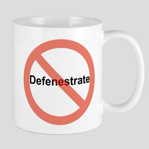 Do Not Defenestrate