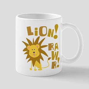 Lion Rawr Mug