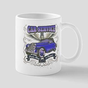 Car Service Mugs