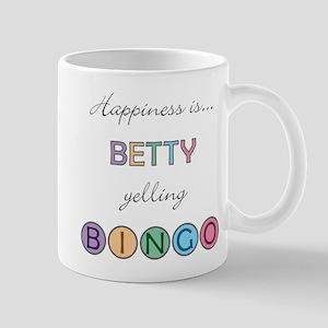 Betty BINGO Mug