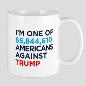 AGAINST TRUMP Mugs