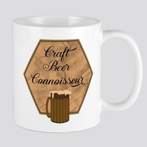 Craft Beer Connoisseur Mugs