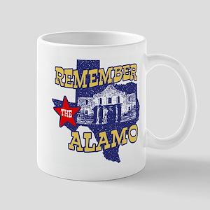 Texas Remember the Alamo Mug