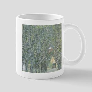 Avenue of Trees Mug