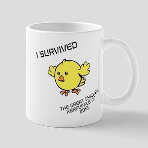 The Great Chicken Kerfuffle of 2012 Mug