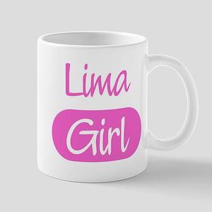 Lima girl Mug