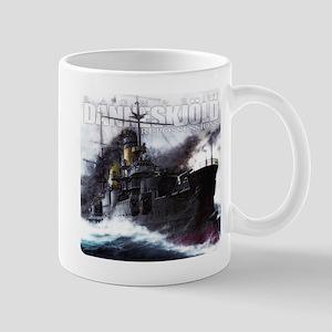 Danneskjold Repossessions Ship Mug