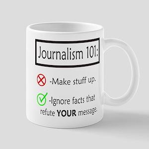 Journalism 101 Mug
