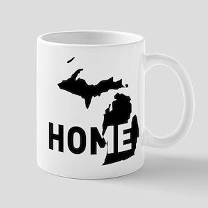 Home is where Michigan is Mugs