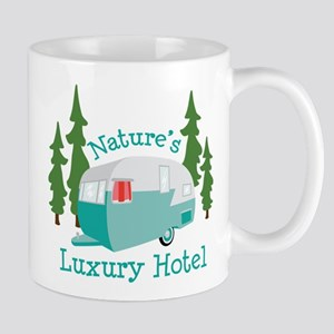 Natures Luxury Hotel Mugs