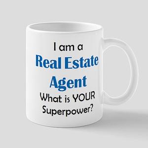 real estate agent 11 oz Ceramic Mug