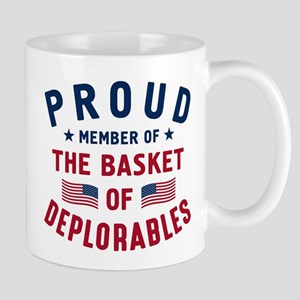Proud Basket Of Deplorables Mugs