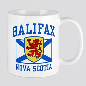 Halifax Nova Scotia 11 oz Ceramic Mug