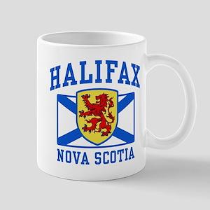 Halifax Nova Scotia 11 oz Ceramic Mug