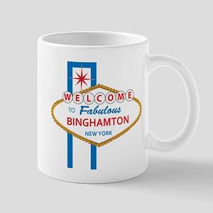 Welcome to Binghamton Mug