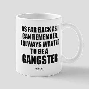 'Gangster' Mug