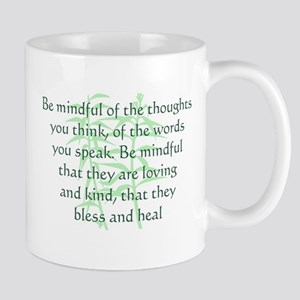 Be Mindful Mugs