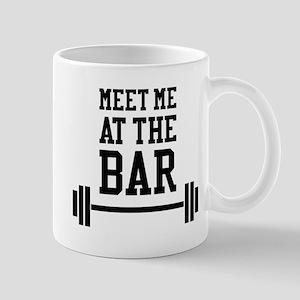 Meet Me At The Bar Mugs