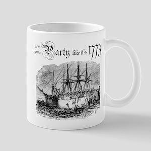 Party like It's 1773 Mugs