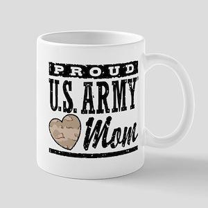 Proud U.S. Army Mom Mug