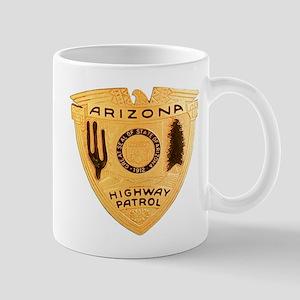 Arizona Highway Patrol Mug