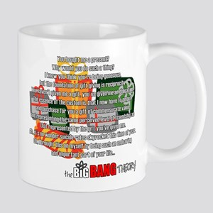 Sheldon's Gift Mug