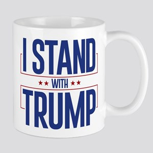 I Stand With Trump Mug
