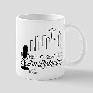 Frasier: Hello Seattle Mug