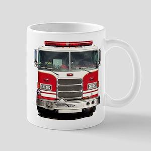 PIERCE FIRE TRUCK Mug