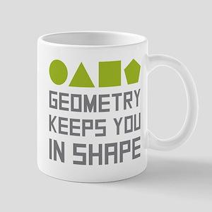Geometry Shapes Mugs