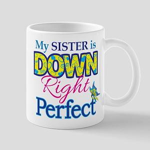 Sister_Down_Rt_Perfect Mug