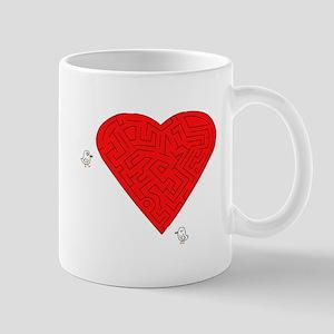 Love Maze Mug