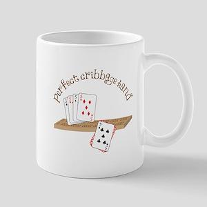 Perfect Cribbage Hand Mugs