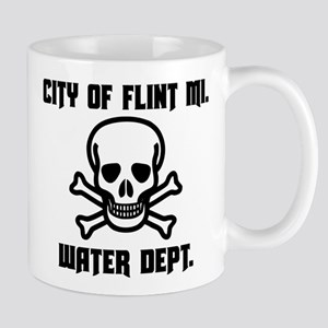 CITY OF FLINT MICHIGAN WATER DEPARTMENT Mugs