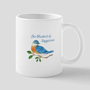 BLUEBIRD OF HAPPINESS Mugs